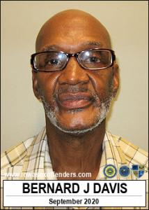 Bernard Jerome Davis a registered Sex Offender of Iowa