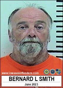 Bernard Lee Smith a registered Sex Offender of Iowa