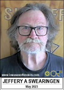 Jeffery Alen Swearingen a registered Sex Offender of Iowa