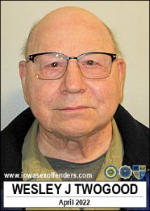 Wesley Joseph Twogood a registered Sex Offender of Iowa