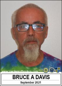 Bruce Allen Davis a registered Sex Offender of Iowa