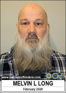 Melvin Leroy Long a registered Sex Offender of Iowa