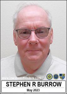Stephen Robert Burrow a registered Sex Offender of Iowa