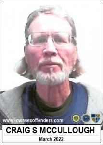 Craig Stuart Mccullough a registered Sex Offender of Iowa