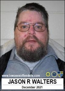 Jason Raymond Walters a registered Sex Offender of Iowa