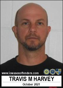 Travis Matthew Harvey a registered Sex Offender of Iowa
