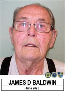 James Darrell Baldwin a registered Sex Offender of Iowa