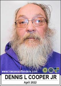Dennis Lee Cooper Jr a registered Sex Offender of Iowa