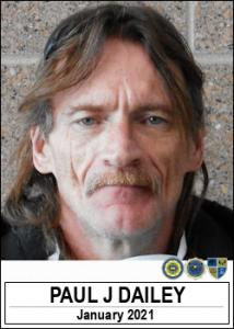 Paul James Dailey a registered Sex Offender of Iowa