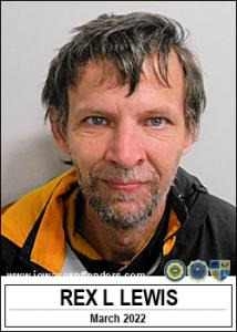 Rex Lynol Lewis a registered Sex Offender of Iowa