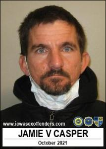 Jamie Vernon Casper a registered Sex Offender of Iowa