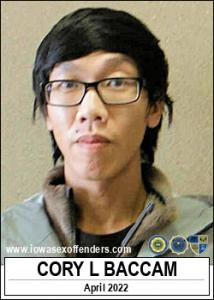 Cory Luong Baccam a registered Sex Offender of Iowa
