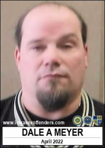 Dale Alan Meyer a registered Sex Offender of Iowa