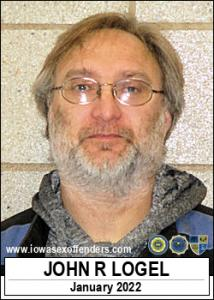 John Robert Logel a registered Sex Offender of Iowa
