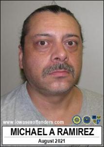 Michael Anthony Ramirez a registered Sex Offender of Iowa