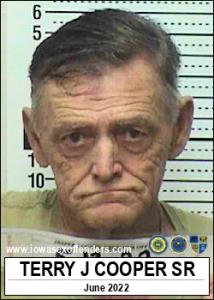 Terry Joe Cooper Sr a registered Sex Offender of Iowa