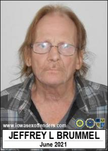 Jeffrey Lane Brummel a registered Sex Offender of Iowa