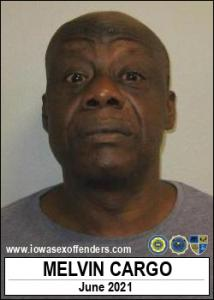 Melvin Cargo a registered Sex Offender of Iowa