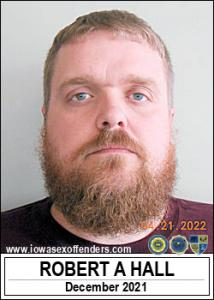 Robert Andrew Hall a registered Sex Offender of Iowa