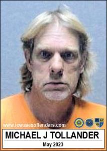 Michael John Tollander a registered Sex Offender of Iowa
