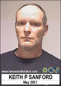 Keith Patrick Sanford a registered Sex Offender of Iowa