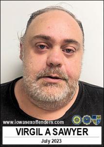 Virgil Allen Sawyer a registered Sex Offender of Iowa