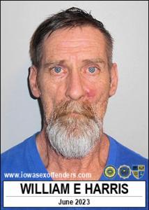 William Eugene Harris a registered Sex Offender of Iowa