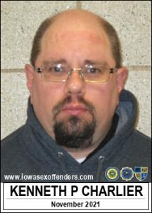Kenneth Paul Charlier a registered Sex Offender of Iowa