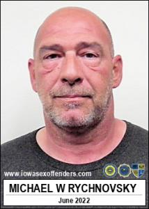 Michael Wayne Rychnovsky a registered Sex Offender of Iowa