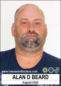 Alan Duane Beard a registered Sex Offender of Iowa