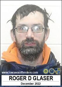Roger Dean Glaser a registered Sex Offender of Iowa