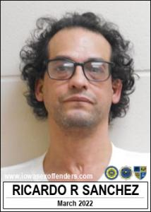 Ricardo Ramiro Sanchez a registered Sex Offender of Iowa