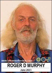 Roger Dean Murphy a registered Sex Offender of Iowa