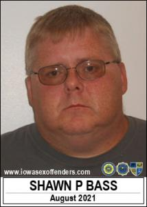 Shawn Patrick Bass a registered Sex Offender of Iowa