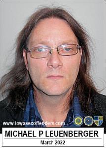 Michael Paul Leuenberger a registered Sex Offender of Iowa