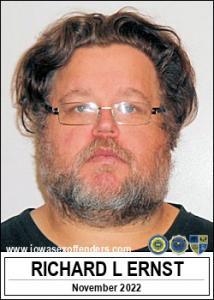 Richard Lawrence Ernst a registered Sex Offender of Iowa