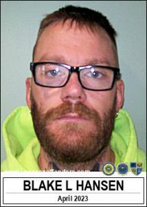 Blake Layton Hansen a registered Sex Offender of Iowa