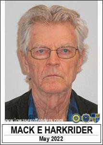 Mack Eugene Harkrider a registered Sex Offender of Iowa