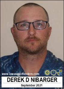Derek Dean Nibarger a registered Sex Offender of Iowa