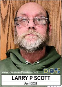 Larry Paul Scott a registered Sex Offender of Iowa