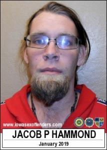 Jacob Paul Hammond a registered Sex Offender of Iowa