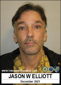 Jason Wayne Elliott a registered Sex Offender of Iowa
