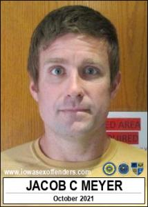Jacob Clarence Meyer a registered Sex Offender of Iowa