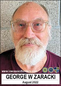 George William Zaracki a registered Sex Offender of Iowa