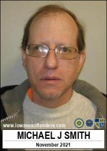 Michael Jay Smith a registered Sex Offender of Iowa
