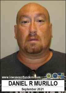 Daniel Ray Murillo a registered Sex Offender of Iowa