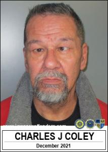 Charles Junior Coley a registered Sex Offender of Iowa