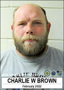 Charlie Walter Brown a registered Sex Offender of Iowa