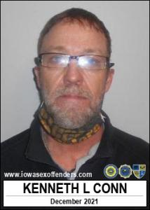 Kenneth Lee Conn a registered Sex Offender of Iowa