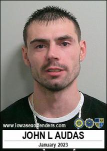 John Lee Audas a registered Sex Offender of Iowa